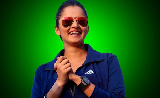 Sania Mirza, Most Beautiful Female Tennis Players 2017