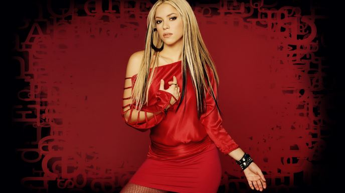 Shakira Hottest And Sexiest Celebrities 2017