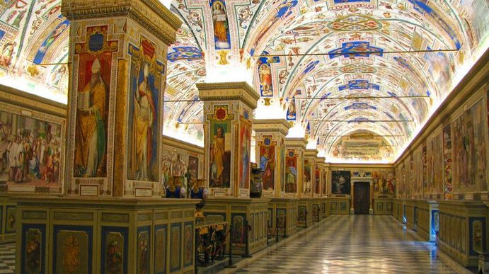 Sistine Chapel, Rome, World's Most Beautiful Buildings 2018