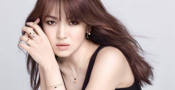 Song Hye-Kyo, Most Beautiful Korean Girls 2018