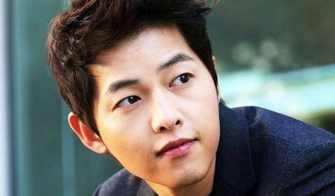 Song Joong Ki, Most Handsome Korean Actors 2017