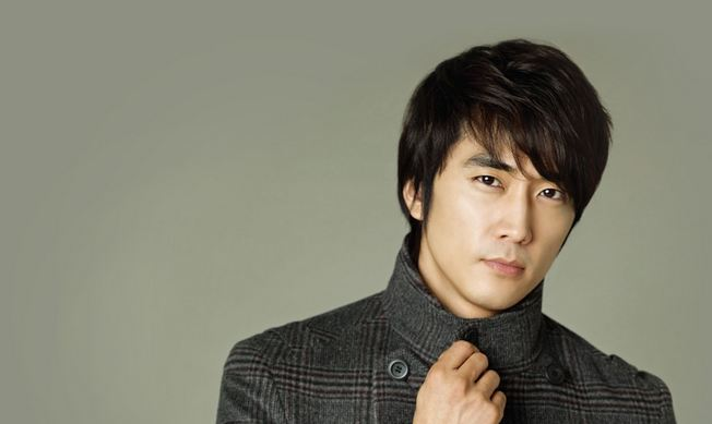 Song Seung Heon, Most Handsome Korean Actors 2018