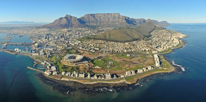 South Africa, Most Beautiful Countries 2017