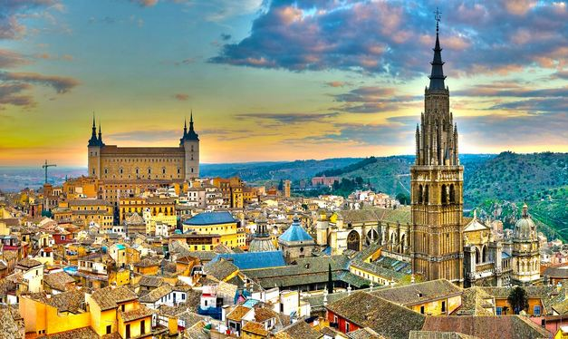 Spain, Most Beautiful Countries 2018