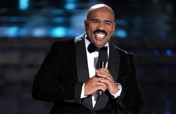 Steve Harvey Highest Paid TV hosts 2017