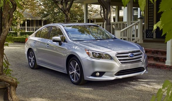 Subaru Legacy Most Popular And Hottest Cars 2017