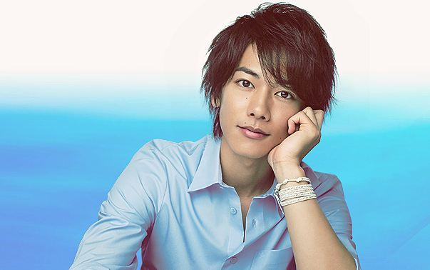 Takeru Satoh, Most Popular Hottest Japanese Actors 2018