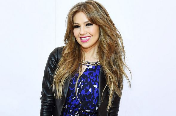 Thalia, Most Beautiful Mexican Actresses 2017