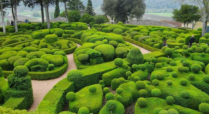 The Gardens At Marqueyssac – France, World's Most Beautiful Places 2017