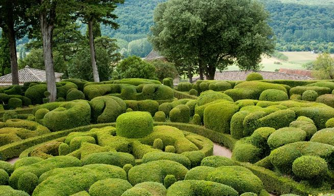 The Gardens at Marqueyssac, Most Beautiful Places in The World 2018