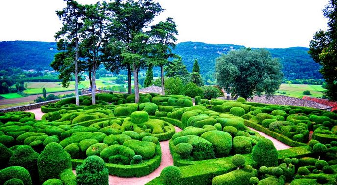 The Gardens at Marqueyssac, Vézac, France, World's Most Beautiful Places To Visit 2017