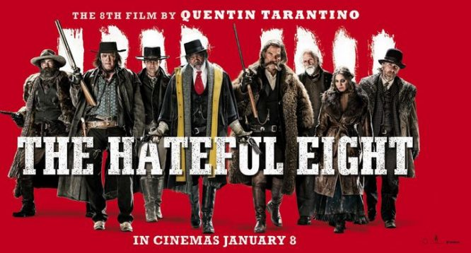 The Hateful Eight Most Popular English Movies 2018