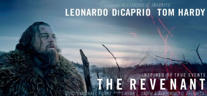 The Revenant Most Popular English Movies 2017