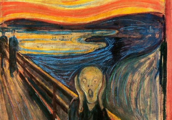 The Scream Most Expensive Paintings 2016