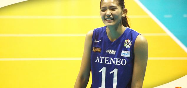 Therese Gaston, Most Beautiful UAAP Volleyball Players 2017