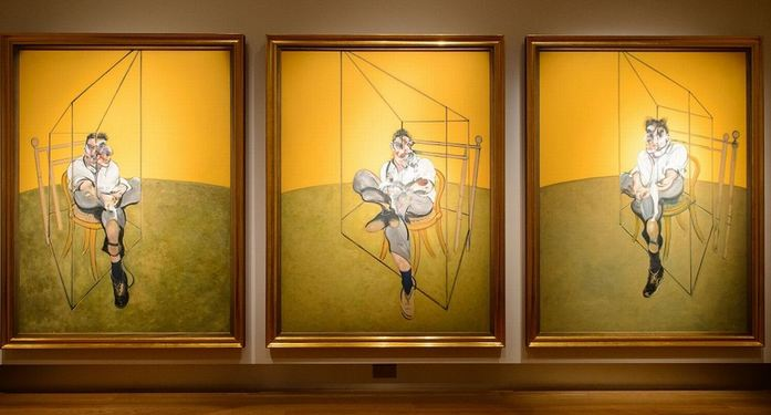 Three studies of Lucian Freud Most Expensive Paintings 2017