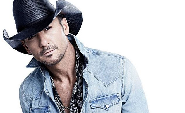 Tim Mcgraw, World's Most Handsome Country Singers 2017