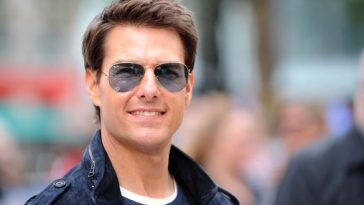 Tom Cruise, World's Most Handsome Faces 2018