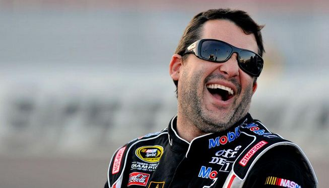 Tony Stewart Highest Paid Race Car Drivers 2017