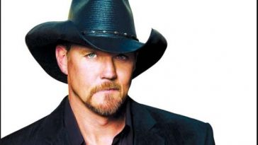 Trace Adkins hottest country singers