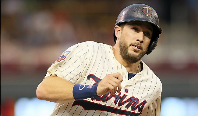 Trevor Plouffe Hottest And Sexiest Baseball Players 2017