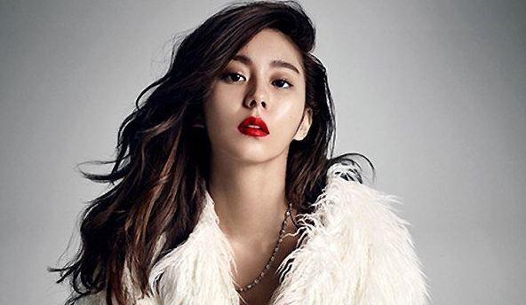 UEE, Most Beautiful Korean Idols 2017