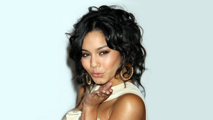 Vanessa Hudgens, Most Beautiful Disney Actresses 2017