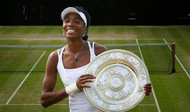 Venus Williams, Hottest Female Tennis players 2018