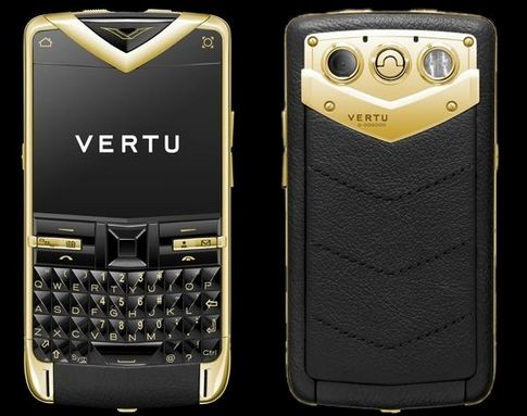 Vertu Constellation Quest, World's Most Expensive Electronic Gadgets 2017