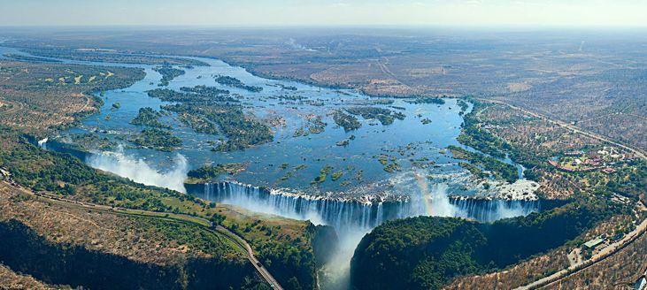 Victoria Falls – Zimbabwe, World's Most Beautiful Places 2017
