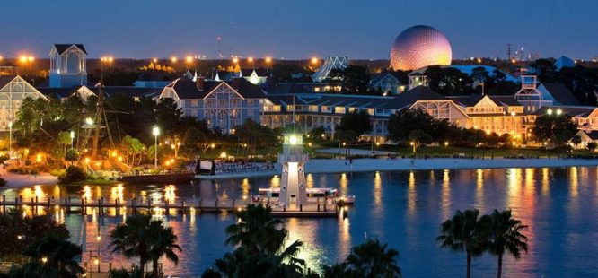 Walt Disney World Resort World's Most Beautiful Places To Visit 2017