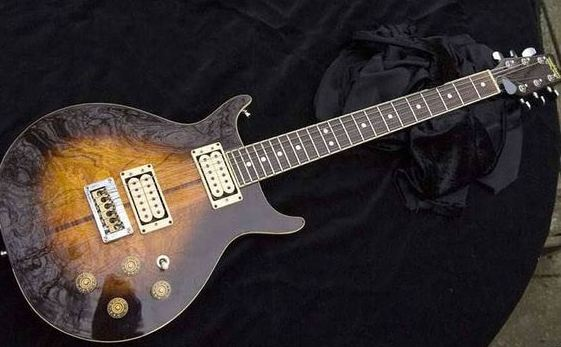 Washburn 22-Series Hawk, World's Most Expensive Electric Guitars 2017