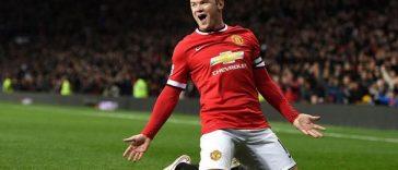 Wayne Rooney Highest Paid EPL Players 2018