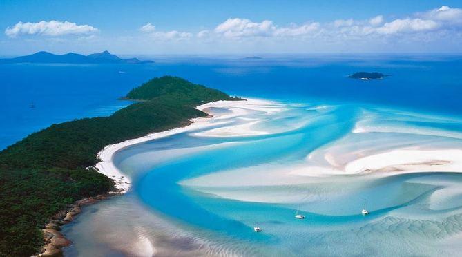 Whitehaven Beach – Australia, World's Most Beautiful Places 2018