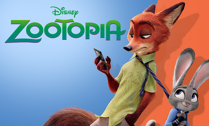 Zootopia Most Popular English Movies 2017