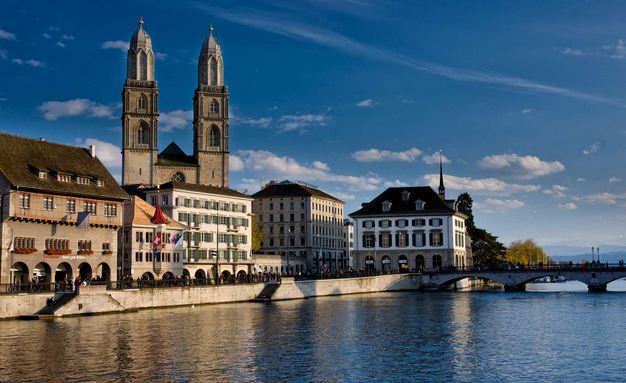 Zurich, Switzerland, World's Most Expensive Cities 2017