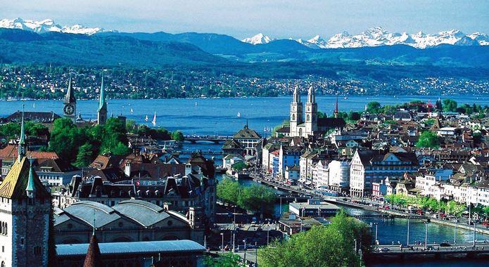 Zurich, Switzerland - Most Popular Cities in The World 2018