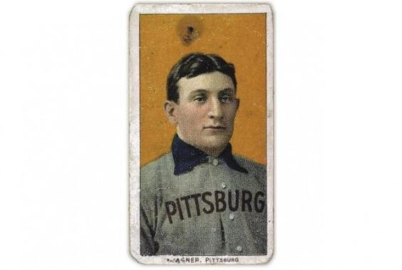 honus wagner baseball card, World's Most Expensive eBay Items 2016