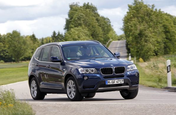 015 BMW X3 Top most cheapest BMWs in the World 2018