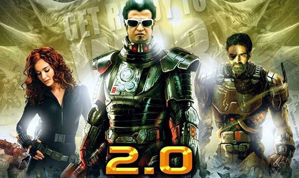 2.0, Most Expensive Indian Movies 2019