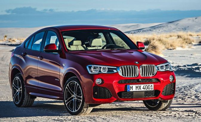 2015 BMW X4 fastest and cheapest BMW cars 2017-2018