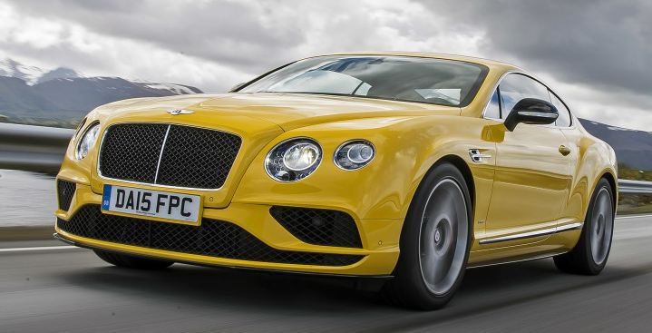 2016 Bentley Continental GTC, World's Most Expensive Luxury Cars 2017