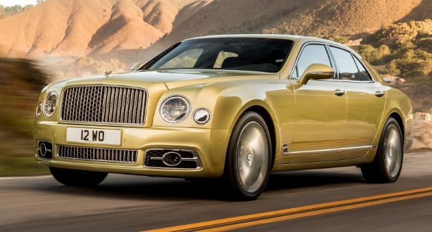 2016 Bentley Mulsanne, World's Most Expensive Luxury Cars 2016