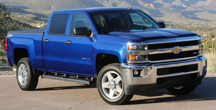 2016 Chevrolet Silverado 2500 HD High Country, World's Most Expensive Trucks 2018