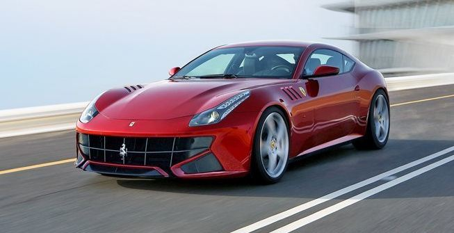 2016 Ferrari FF,World's Most Expensive Luxury Cars 2017