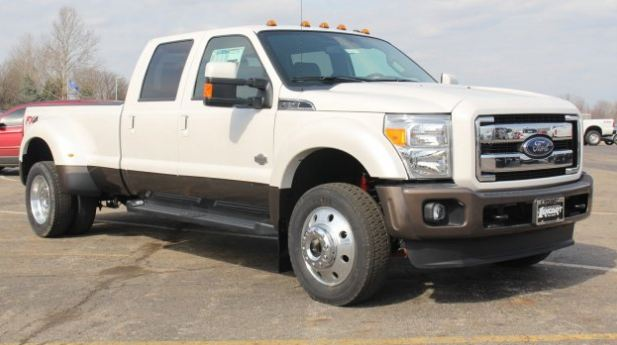 2016 Ford F-450 Lariat Top Most Expensive Trucks In The World 2018