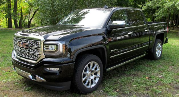 2016 GMC Sierra 1500 Denali, World's Most Expensive Trucks 2019