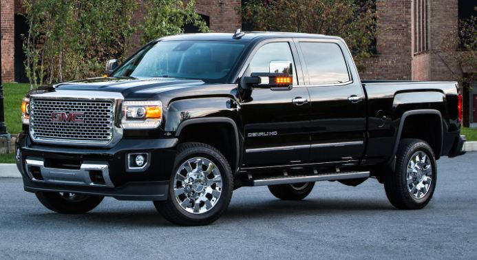 2016 GMC Sierra 2500 HD Denali, World's Most Expensive Trucks 2016