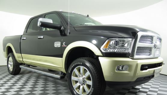 2016 RAM 3500 Laramie Longhorn, Most Expensive Truck 2017
