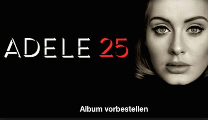 25- Adele Top 10 Best Selling UK Albums in The World 2017